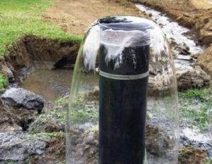 Как и кто бурит скважины на воду